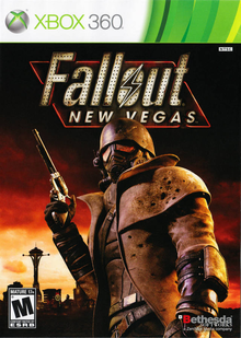 Box art for the game Fallout: New Vegas