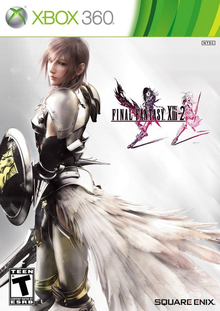 Box art for the game Final Fantasy XIII-2
