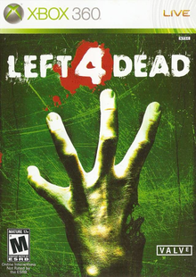 Box art for the game Left 4 Dead