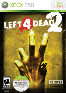 Box art for the game Left 4 Dead 2