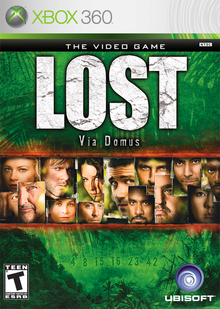 Box art for the game Lost: Via Domus