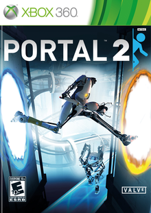 Box art for the game Portal 2
