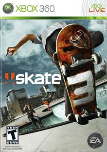 Box art for the game Skate 3