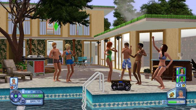 The sims 3 xbox 360 alvanista for Construire une maison sims 3 xbox 360