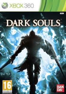 Box art for the game Dark Souls