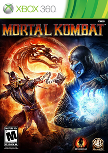 Box art for the game Mortal Kombat