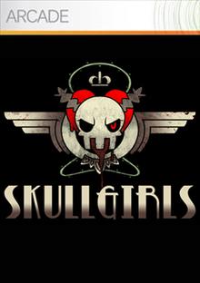 Box art for the game Skullgirls