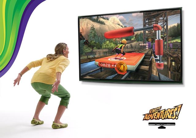 Kinect Adventures! - XBOX 360 - Alvanista