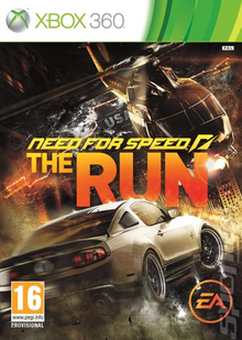 Box art for the game Need For Speed: The Run