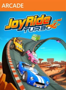 Box art for the game Joy Ride Turbo