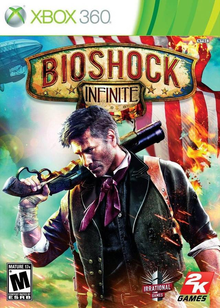 Box art for the game Bioshock Infinite