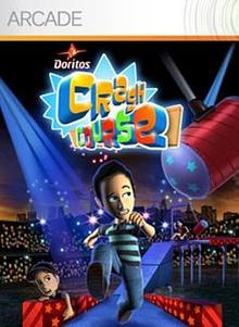 Box art for the game Doritos Crash Course