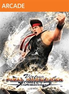 Capa do jogo Virtua Fighter 5 Final Showdown