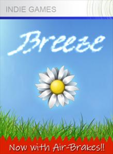 Box art for the game Breeze
