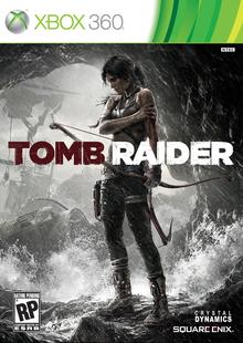 Capa do jogo Tomb Raider