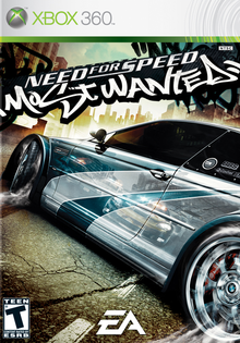 Box art for the game Need for Speed: Most Wanted