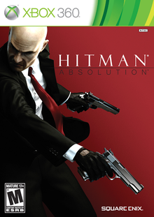 Box art for the game Hitman Absolution