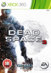 Box art for the game Dead Space 3