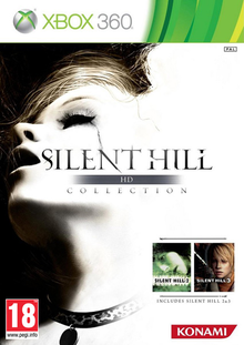 Box art for the game Silent Hill HD Collection