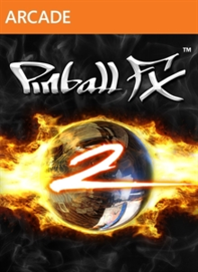 Box art for the game Pinball FX 2