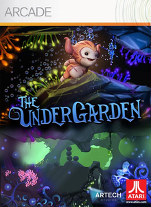Box art for the game The UnderGarden