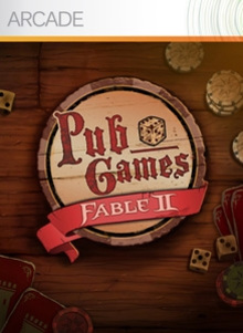 Box art for the game Fable II: Pub Games