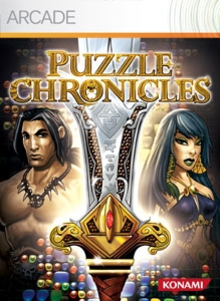 Box art for the game Puzzle Chronicles