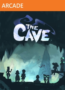 Box art for the game The Cave