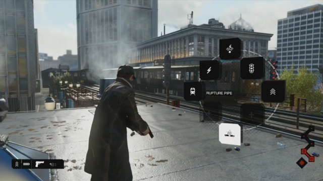 how to play multiplayer on watch dogs xbox one
