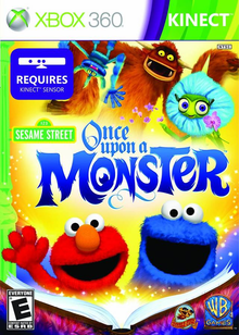 Box art for the game Once Upon a Monster