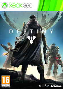 Box art for the game Destiny
