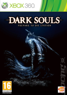 Box art for the game Dark Souls - Prepare To Die Edition