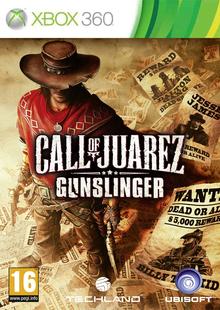 Box art for the game Call of Juarez: Gunslinger
