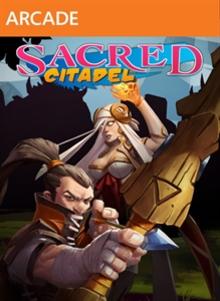 Box art for the game Sacred Citadel