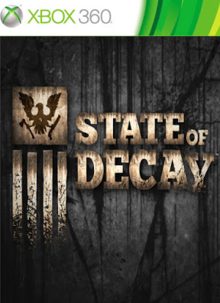 Box art for the game State of Decay