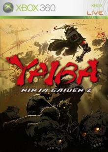 Box art for the game Yaiba: Ninja Gaiden Z