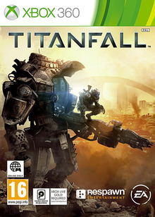 Box art for the game Titanfall