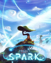 Box art for the game Project Spark