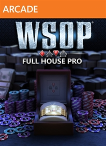 Box art for the game WSOP: Full House Pro