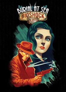 Box art for the game BioShock Infinite: Burial at Sea - Episode Two
