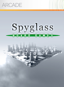 Box art for the game Spyglass Board Games
