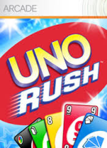 Box art for the game Uno Rush