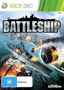 Box art for the game Battleship