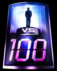 Box art for the game 1 vs. 100