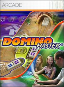 Box art for the game Domino Master