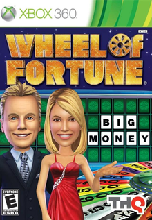 Box art for the game Wheel of Fortune