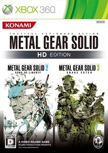 Capa do jogo Metal Gear Solid 3: Snake Eater HD