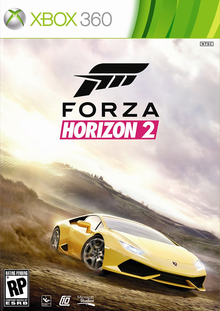 Box art for the game Forza Horizon 2