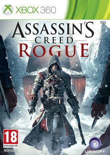 Box art for the game Assassin's Creed: Rogue