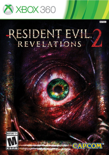 Box art for the game Resident Evil Revelations 2